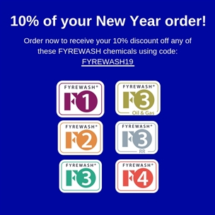 New Year Fyrewash Offer