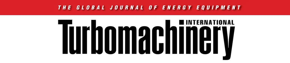 Turbomachinery article