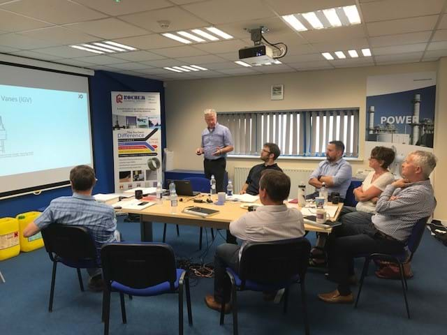process compressor seminars delivered by Rochem